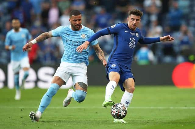 Sterling, Walker face racial abuse online after Man City's UCL final loss
