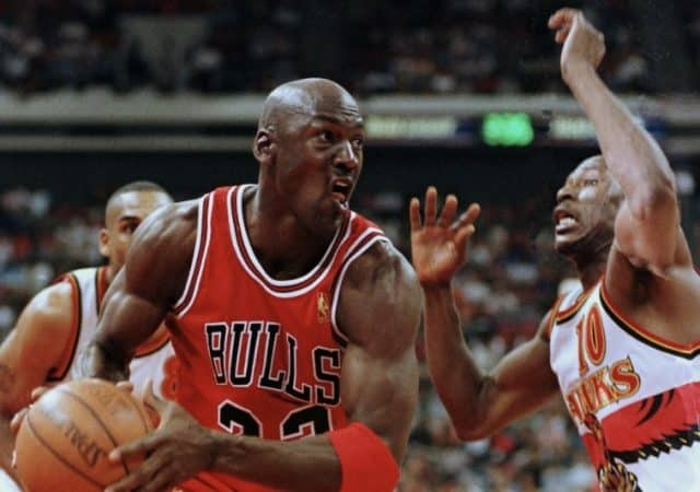 Do you know about Michael Jordan's obsession with big biceps?