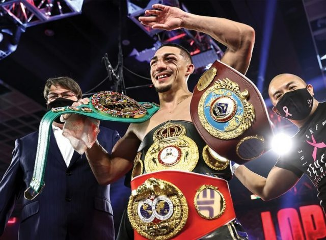 Teofimo Lopez vs George Kambosos delayed after champ contracts COVID