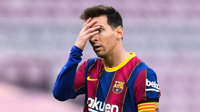 Lionel Messi New Deal