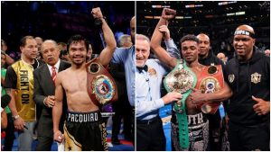 Pacquiao and Spence Fight Date Venue