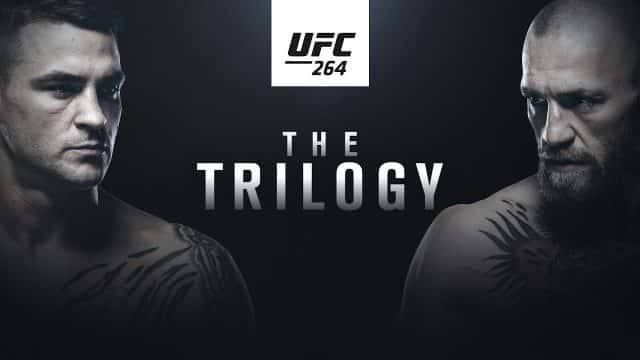UFC 264 Who Will Win?