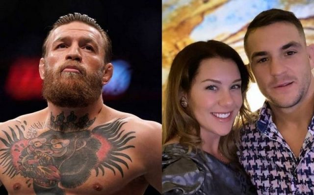 McGregor goes personal with Poirier prior to UFC 264