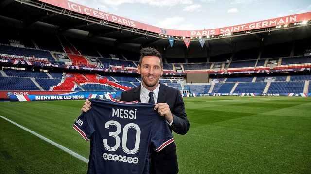 Messi is 'impatient to start a new chapter' with PSG after Barca exit