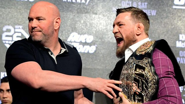 UFC fighters can compete without COVID vaccine