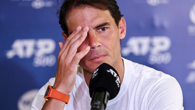Rafael Nadal pulls out of US Open, out of the rest of the 2021 season
