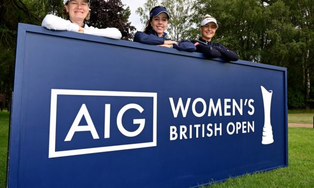 AIG Women's Brithish Open 2021 Live Broadcast Guide