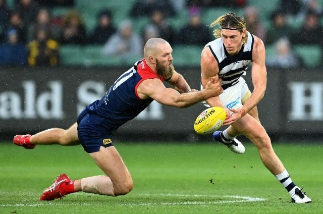 Geelong vs Melbourne Broadcast Guide