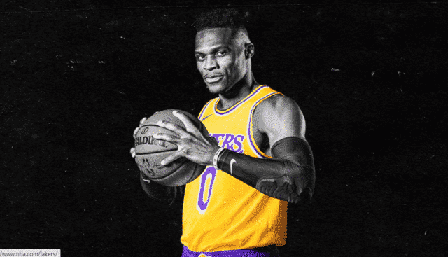 Here's what Russell Westbrook says after joining Los Angeles Lakers