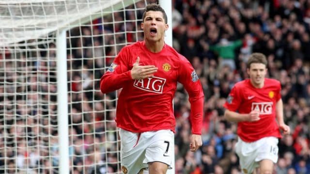 Ronaldo New Contract With Manchester United