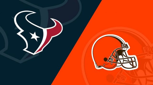 Browns vs Texans live stream guide