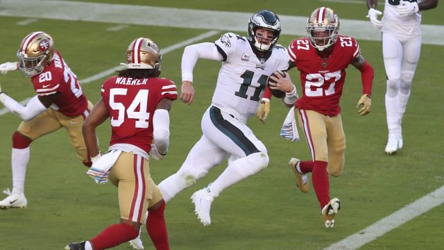 Eagles vs 49ers Date Time Live Stream