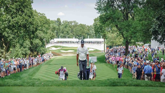 BMW PGA Championship 2021 Live Broadcast Guide and Leaderboard