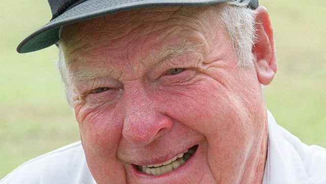 Billy Maxwell Died at 92