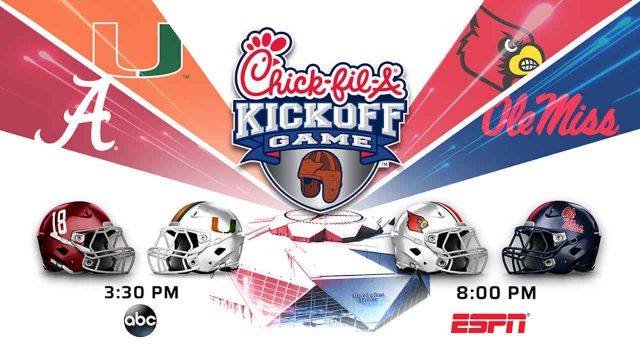 Chick-fil-A Kickoff Game 2021