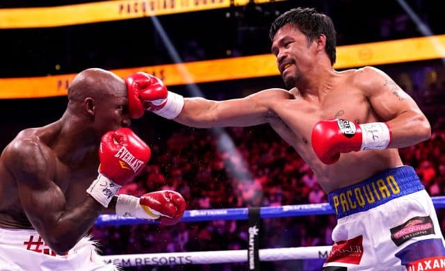 Manny Pacquiao Retired From Boxing