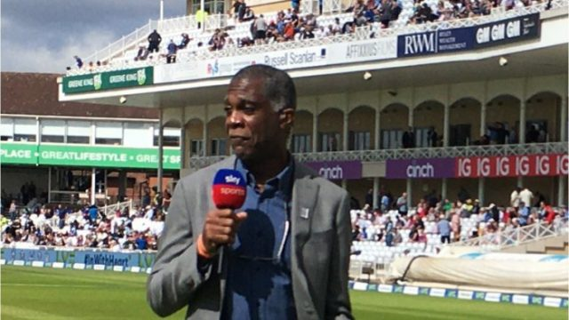 Michael Holding Retire From Cricket Commentary