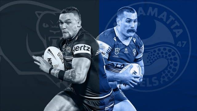 Panthers vs Eels live broadcast guide