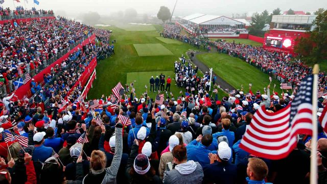 Ryder Cup 2021 Date Schedule Live Stream Players List
