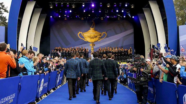 Ryder Cup Opening Ceremony 2021