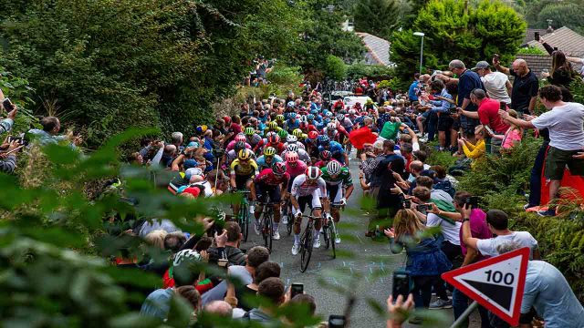 Tour of Britain 2021 Date Schedule Routes Live Stream