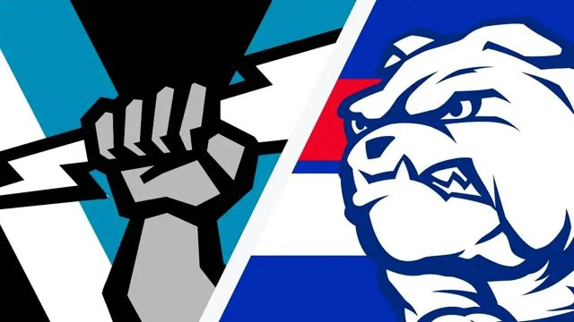 Western Bulldogs vs Port Adelaide Broadcast Guide With Preview and Prediction