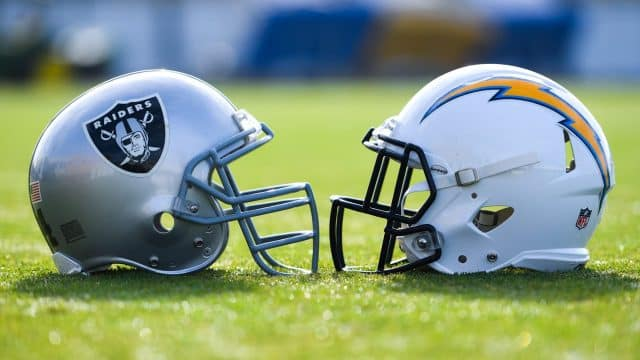 Raiders vs Chargers Predictions